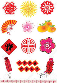 Lunar New Year Decorations by Chinese New Year Decorations Clipart Clipartsgram Com