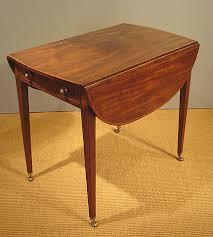 Drop Leaf Table Uk Georgian Oval Pembroke Table Antique Oval Drop Leaf Table