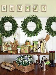 preserved boxwood wreath decorating with preserved boxwood tidbits twine