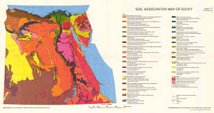 Map Of Egypt And Africa by The Soil Maps Of Africa Display Maps