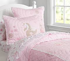 Unicorn Bed Set Unicorn Quilt Pottery Barn