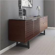credenza design corridor credenza louvered cabinet doors and filing scan