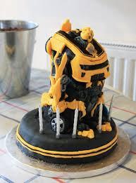 bumblebee cakes bumblebee transformer cake by kateskakes on deviantart