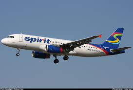 Spirit Airlines Route Map by Spirit Airlines The Economics Of