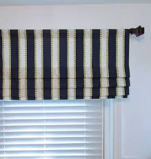 Mock Roman Shade Valance - appealing rod pocket roman shade and 76 best valances images on