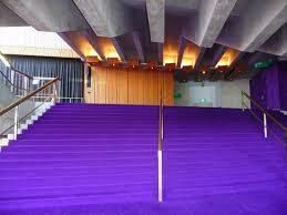 Purple Carpets Entrance To The Concert Hall Rich Purple Carpets And Gorgeous