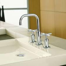 Kohler Widespread Bathroom Faucet by Purist Widespread Sink Faucet By Kohler Yliving