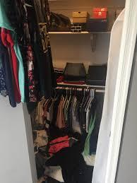lift write love closet clean up