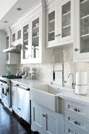 white kitchen backsplashes white kitchen backsplashes white kitchen tile image best white
