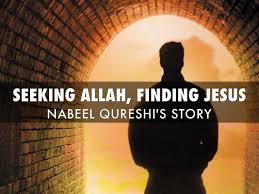 Seeking Jesus Seeking Allah Finding Jesus Pointes Of View