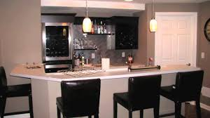 Cool Man Cave Lighting by Kitchen U0026 Bar Pictures Of Basements Bars For Basements Man