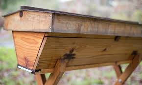 Top Bar Beehive Plans Free Where To Put Your Beehive Bee Built