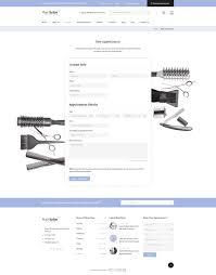 Hair Salon Price List Template Free Hair Salon Beauty Psd Template By Diadea3007 Themeforest