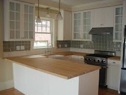 Kitchen With Maple Cabinets Granite Countertops With Maple Cabinets Maple Countertops For
