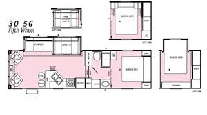 prowler cer floor plans collection of wheel cer floor plans 2016 prowler fifth wheel floor