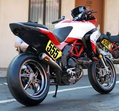 martini racing ducati ducati multistrada 1200 s pikes peak race bike