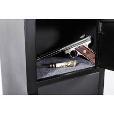 american classics gun cabinet american classics 5 gun metal security cabinet with separate