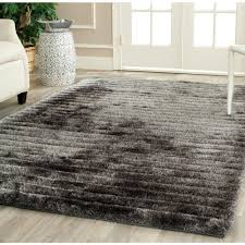 3d Area Rugs Safavieh 3d Shag Silver 3 Ft 6 In X 5 Ft 6 In Area Rug Sg554c