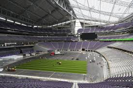 What Does A Landscaper Do by Landscaper Lays The Groundwork At New Vikings Stadium