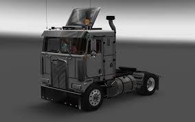 kenworth aerodyne truck kenworth k100 v5 0 truck euro truck simulator 2 mods