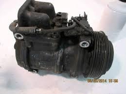1993 mercedes 400e ac air compressor pump clutch 124type