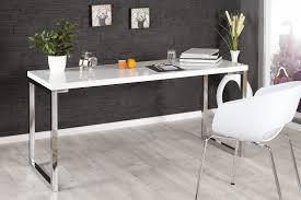 designer schreibtisch wei casa padrino designer schreibtisch weiss hochglanz 140 cm