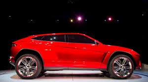Lamborghini Urus Suv Photos Lamborghini Urus Concept