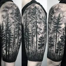 forest sleeve tattoo tattoo collections