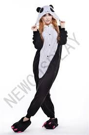 Panda Halloween Costumes Halloween Costume Pink Hair Picture Detailed Picture