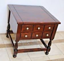 ethan allen end tables ethan allen end tables ebay