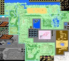 Map Of Spokane Starmen Net Mother Earthbound Zero Faqs Guides Maps Etc