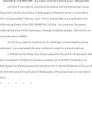 federal register standards improvement project phase iv