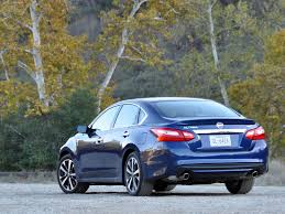 nissan altima reviews 2016 2016 nissan altima first drive autoweb