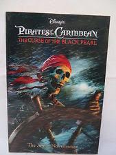 junior pirates caribbean curse black