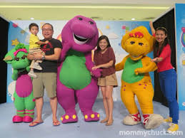 Barney And The Backyard Gang A Day At The Beach Meeting Barney Barney Pinterest