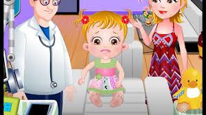 Baby Hazel Room Games - baby hazel hand fracture baby hazel games youtube