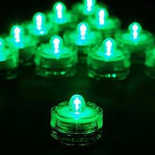 submersible led lights wholesale 12 pcs wholesale submersible led waterproof green light rgb for vase