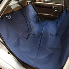Auto Expressions Bench Seat Covers New Upgraded Dog Car Seat Cover For Rear Bench Seat Navy Blue
