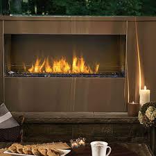 Napoleon Patio Heaters Napoleon Galaxy Gss48 Outdoor Gas Fire Turfrey