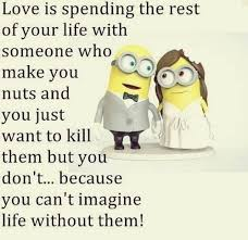 Memes Of Love - 30 minions love quotes funny minions memes