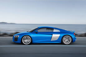 Audi R8 Silver - 2017 audi r8 first drive review motor trend