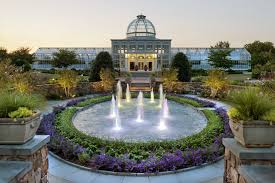 Ginter Park Botanical Gardens Virginia Celebrates Architecture Lewis Ginter Botanical Garden