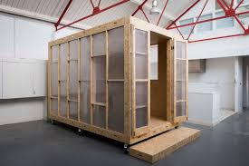 Micro Homes Interior The Shed Project Offers Micro Homes Inside Vacant London Properties