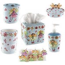fairy bathroom accessories tsc