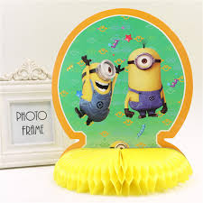 minions centerpieces centerpiece table decorations picture more detailed picture