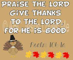 thanksgiving bible verse printable poster by bunglehousedesigns