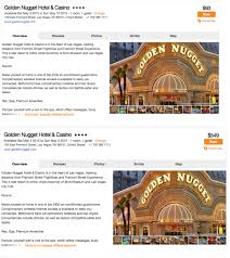 Map Of Fremont Street Las Vegas by Even Las Vegas U0027 Saddest Hotels Are Cashing In On Mayweather Vs