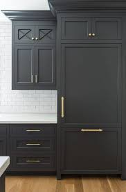kitchen wall colors with black cabinets the best black paint for kitchen cabinets apartment therapy