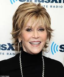 directions for jane fonda s haircut i used to be all about going for the pain jane fonda shows how