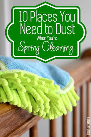 10 places you need to dust when you u0027re spring cleaning sunny day